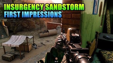 Classes of Insurgency: Sandstorm