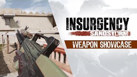 Insurgency Sandstorm - Weapon Showcase L85A2