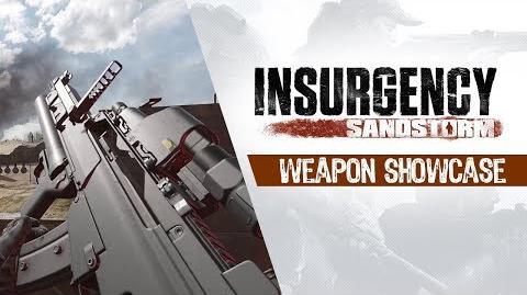 Insurgency Sandstorm - Weapon Showcase G36K