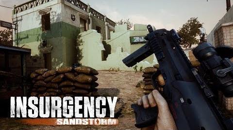 Insurgency Sandstorm - Reload Mechanics