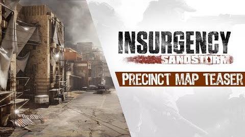 Insurgency Sandstorm - Precinct Map Teaser