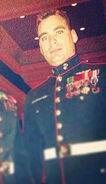 Jesse Conger Military Uniform