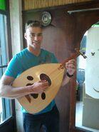 Jesse Conger Guitar