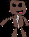 Sackboy (Rupert's drawing)