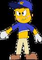 Rupert (Halloween outfit 2020)