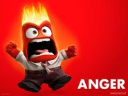 Anger wallpaper