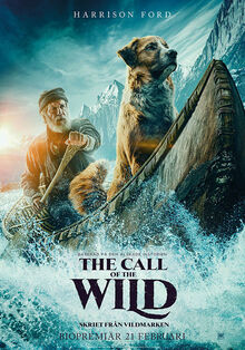The Call of the Wild 2020 Swedish Poster.jpeg