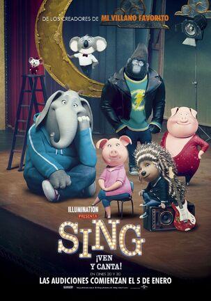 Sing Ven y Canta Poster Latino AR JPosters.jpg