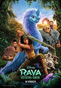 Disney's Raya and the Last Dragon Polish Poster.jpg