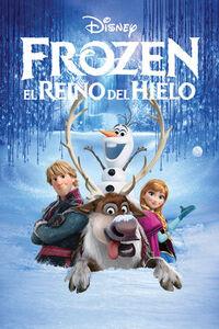 Frozen Castilian Spanish Poster 1.jpg