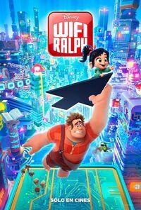 Disney's Ralph Breaks the Internet Latin American Spanish Poster.jpeg