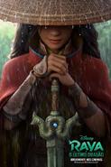 Disney's Raya and the Last Dragon European Portuguese Teaser Poster