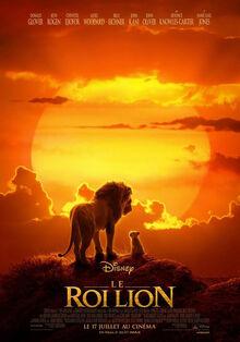 Disney's The Lion King 2019 European French Poster.jpeg