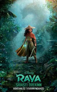 Disney's Raya and the Last Dragon Icelandic Poster.jpg