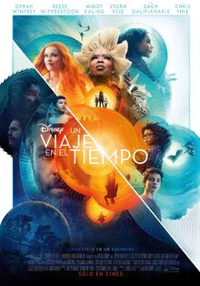 Disney's A Wrinkle in Time 2018 Latin American Spanish Poster 2.jpeg