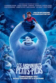 Smallfoot Canadian French Poster.jpeg