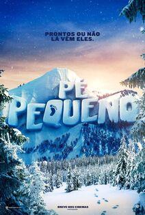 Smallfoot Brazilian Portuguese Teaser Poster.jpeg