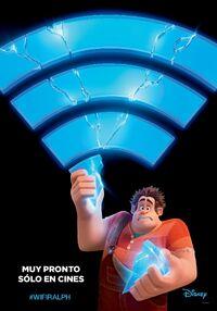 Disney's Ralph Breaks the Internet Latin American Spanish Teaser Poster.jpeg