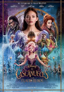 Disney's The Nutcracker and the Four Realms Latin American Spanish Poster.jpeg