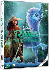 Disney's Raya and the Last Dragon Danish and Norwegian DVD Poster.jpg