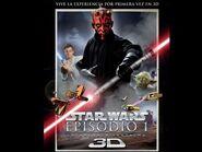 Star Wars Episode I The Phantom Menace - Star Wars Episodio 1 La amenaza fantasma