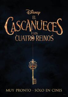 Disney's The Nutcracker and the Four Realms Latin American Spanish Teaser Poster.jpeg