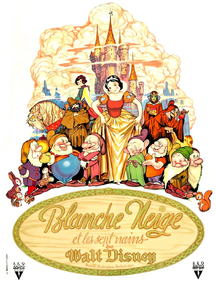 Snow White And The Seven Dwarfs - Blanche-Neige et les Sept Nains.png
