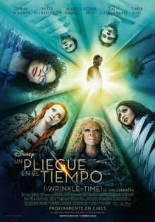 Disney's A Wrinkle in Time 2018 European Spanish Poster.jpeg