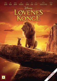 Disney's The Lion King 2019 Norwegian DVD Poster.jpeg