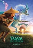 Disney's Raya and the Last Dragon German Poster 2