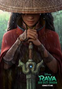 Disney's Raya and the Last Dragon Norwegian Teaser Poster.jpg