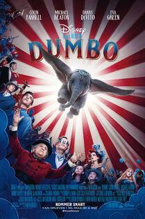 Disney's Dumbo 2019 Danish Poster.jpeg