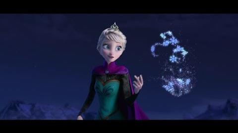 """""""أطلقي_سركِ""""_-_ملكة_الثلج"""