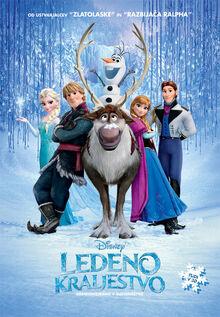 Frozen Slovene Poster.jpg
