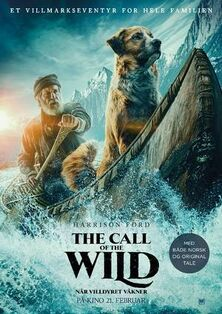 The Call of the Wild 2020 Norwegian Poster.jpeg