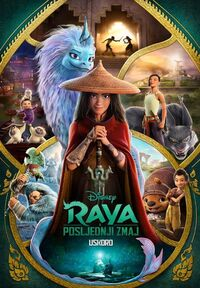 Disney's Raya and the Last Dragon Croatian Poster 2.jpg