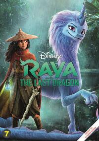Disney's Raya and the Last Dragon Finnish and Swedish DVD Poster.jpg