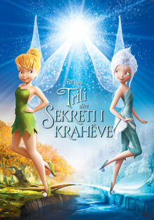 Disney's Tinker Bell and the Secret of the Wings Albanian Poster.jpeg