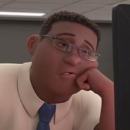 Lee the Office Nerd (Ralph Breaks the Internet)