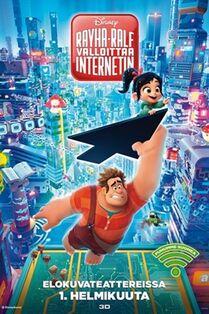 Disney's Ralph Breaks the Internet Finnish Poster.jpeg