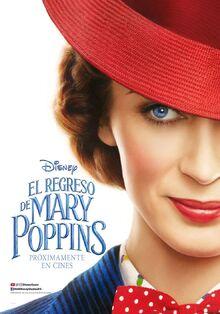 Disney's Mary Poppins Returns European Spanish Teaser Poster.jpeg