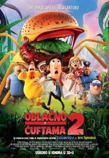 Cloudy with a Chance of Meatballs 2 - Oblačno s ćuftama 2.jpg