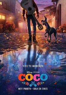 Pixar's Coco Spanish Teaser Poster 2.jpeg