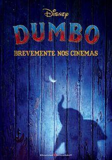 Disney's Dumbo 2019 European Portuguese Teaser Poster.jpeg