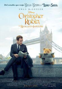 Disney's Christopher Robin Latin American Spanish Poster 2.jpeg