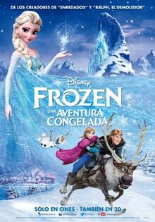 Frozen Latin Spanish Poster 1.jpg
