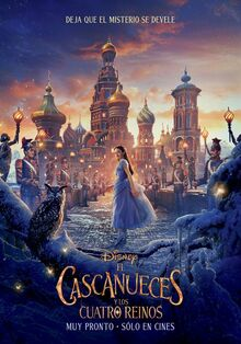 Disney's The Nutcracker and the Four Realms Latin American Spanish Poster 2.jpeg