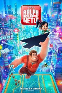 Disney's Ralph Breaks the Internet Romanian Poster 2.jpeg