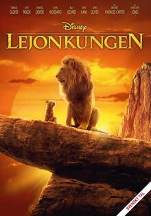 Disney's The Lion King 2019 Swedish DVD Poster.jpeg
