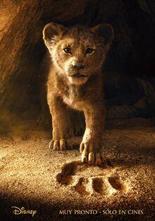 Disney's The Lion King 2019 Latin American Spanish Teaser Poster.jpeg